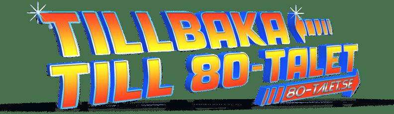 Tillbaka till 80-talet!